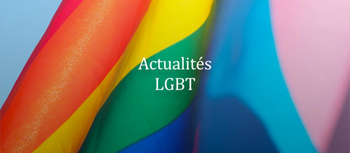 Actualités LGBT
